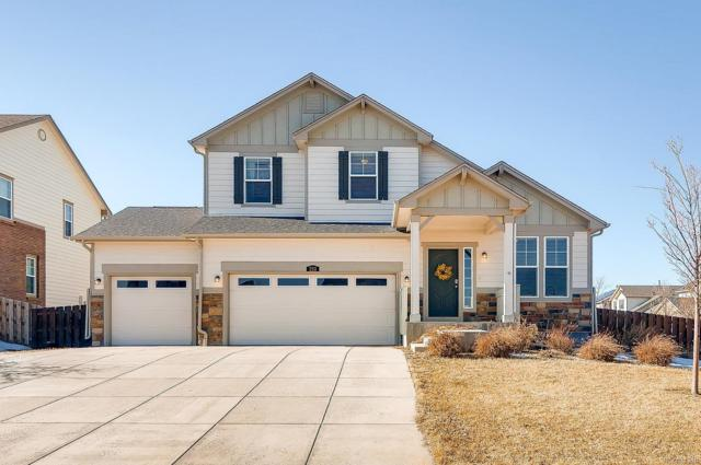 233 N Muscadine Court, Aurora, CO 80018 (MLS #1648415) :: Bliss Realty Group
