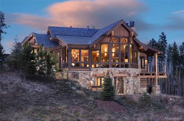 198 Timber Trail Road, Breckenridge, CO 80424 (#1648477) :: iHomes Colorado