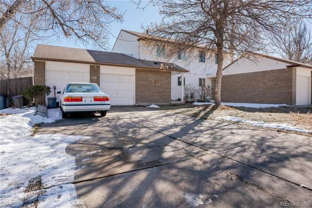 42 S Newland Court, Lakewood, CO 80226 (#1648674) :: The Heyl Group at Keller Williams