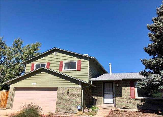 16233 E Girard Place, Aurora, CO 80013 (#1648699) :: The Tamborra Team