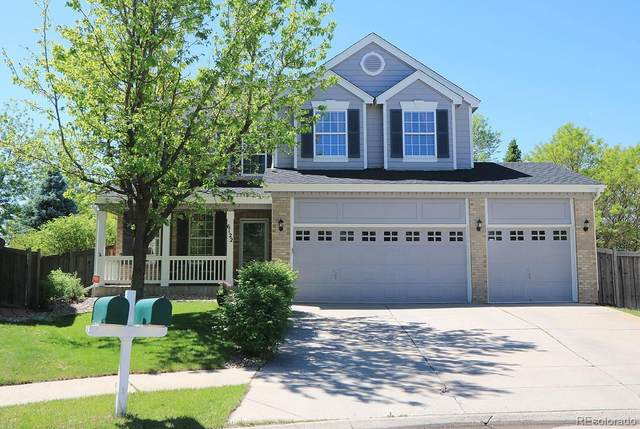 6122 W Cross Drive, Littleton, CO 80123 (#1648970) :: West + Main Homes