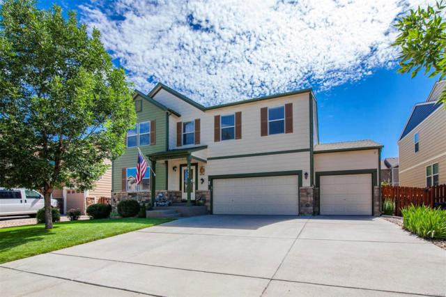 10068 Granby Street, Commerce City, CO 80022 (#1649311) :: The Peak Properties Group