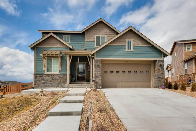8058 S Fultondale Way, Aurora, CO 80016 (#1649407) :: The Peak Properties Group