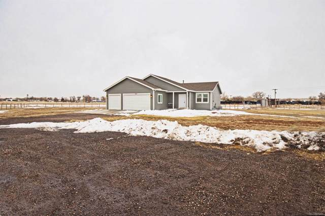 1431 4th Place, Deer Trail, CO 80105 (MLS #1649739) :: Bliss Realty Group