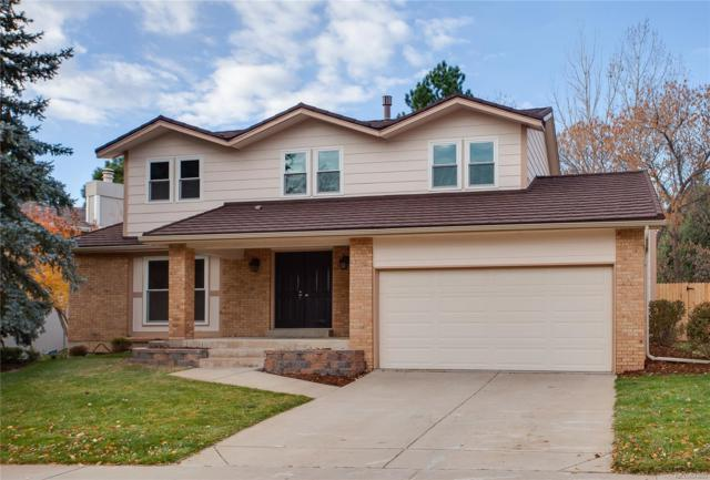 10724 E Maplewood Place, Englewood, CO 80111 (#1649839) :: The HomeSmiths Team - Keller Williams