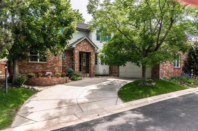 5972 S Bellaire Way, Centennial, CO 80121 (#1649861) :: 5281 Exclusive Homes Realty