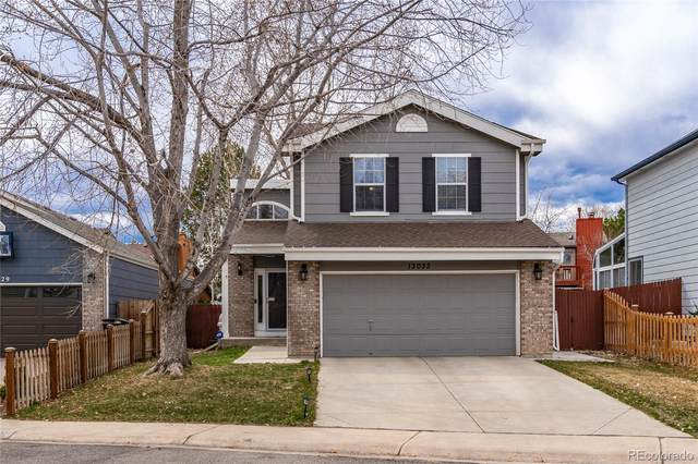 13033 Jackson Drive, Thornton, CO 80241 (MLS #1649864) :: Keller Williams Realty