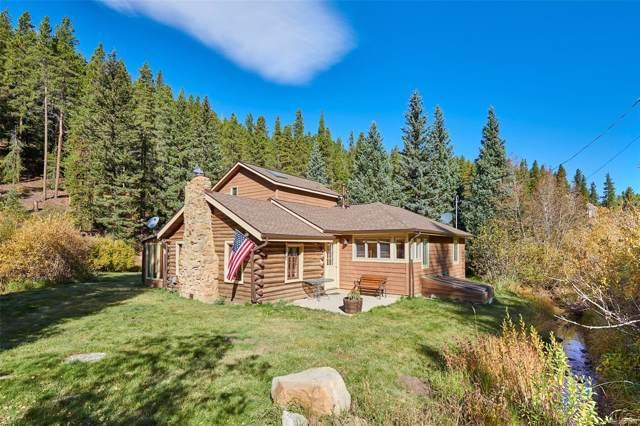 2919 S Beaver Creek Road, Black Hawk, CO 80422 (#1650061) :: The Peak Properties Group