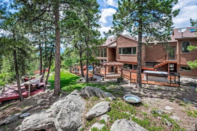 26262 Wolverine Trail, Evergreen, CO 80439 (#1650151) :: Structure CO Group
