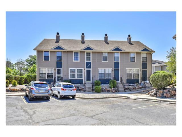 11524 Community Center Drive #25, Northglenn, CO 80233 (MLS #1651172) :: 8z Real Estate