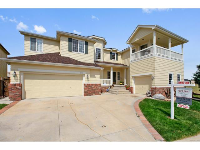 2709 Timberchase Trail, Highlands Ranch, CO 80126 (MLS #1651318) :: 8z Real Estate