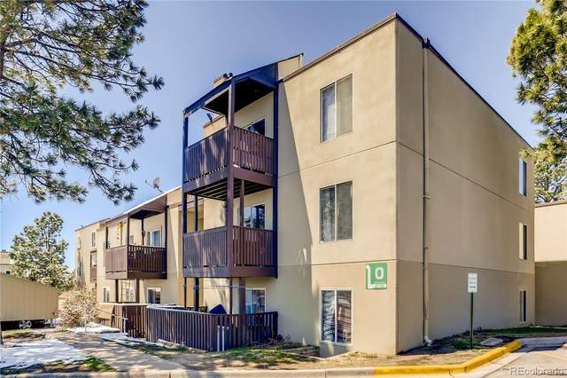 9995 E Harvard Avenue #215, Denver, CO 80231 (#1651414) :: Portenga Properties