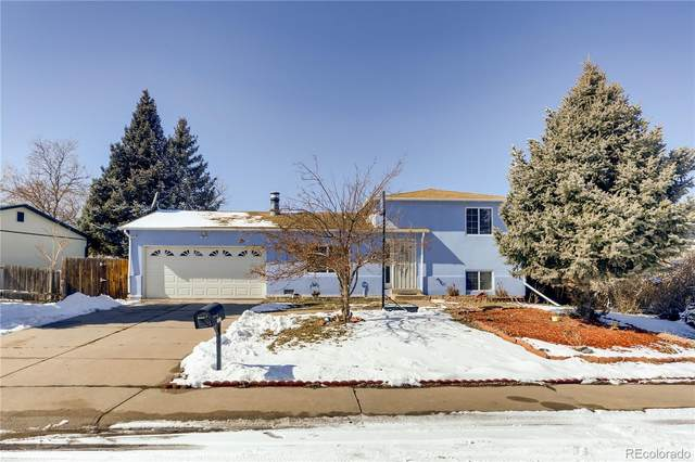 2927 S Ouray Way, Aurora, CO 80013 (#1651594) :: The Brokerage Group