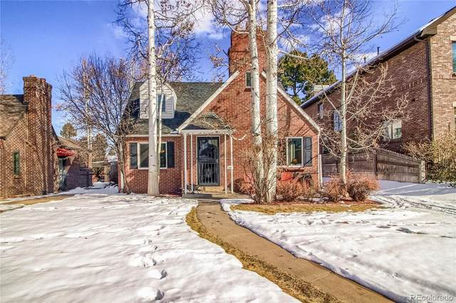 740 Glencoe Street, Denver, CO 80220 (#1651682) :: Colorado Home Finder Realty