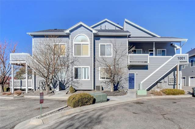 1001 S Yampa Street #103, Aurora, CO 80017 (#1651767) :: Portenga Properties - LIV Sotheby's International Realty