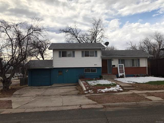 2631 Weir Avenue, Colorado Springs, CO 80910 (MLS #1651816) :: 8z Real Estate