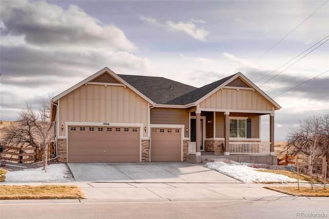 13008 Reata Ridge Drive, Parker, CO 80134 (MLS #1651896) :: Kittle Real Estate