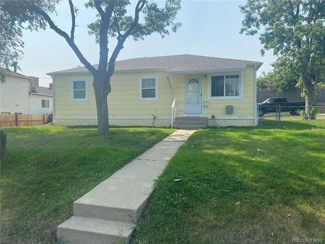 2090 Lilly Drive, Thornton, CO 80229 (#1652135) :: Own-Sweethome Team