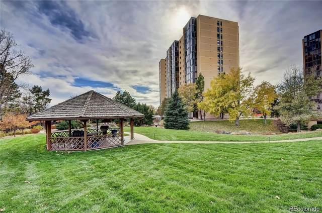 7865 E Mississippi Avenue #1408, Denver, CO 80247 (#1652598) :: Venterra Real Estate LLC