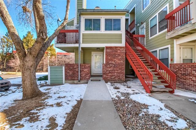 982 S Dearborn Way #1, Aurora, CO 80012 (MLS #1652928) :: 8z Real Estate