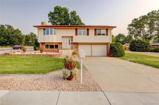 7463 W 69th Avenue, Arvada, CO 80003 (MLS #1653154) :: 8z Real Estate