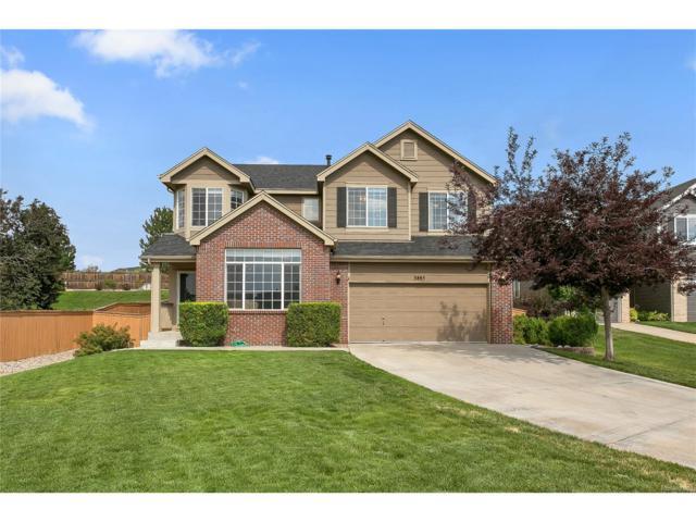 3885 Wynwood Circle, Highlands Ranch, CO 80126 (MLS #1653240) :: 8z Real Estate