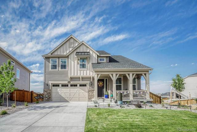 161 Green Fee Circle, Castle Pines, CO 80108 (MLS #1653355) :: Keller Williams Realty
