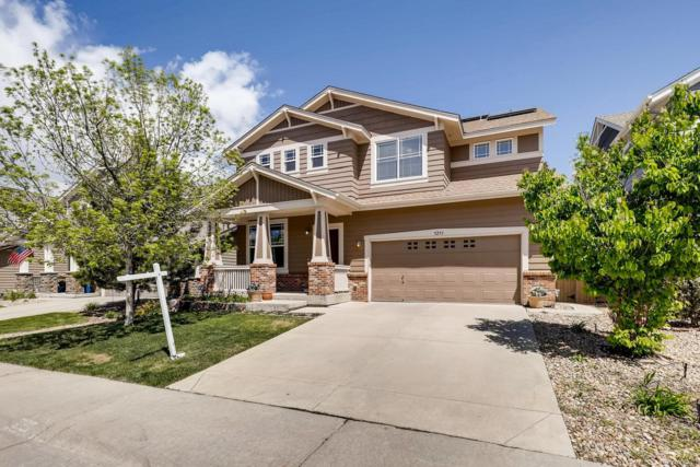 5293 Fox Meadow Drive, Highlands Ranch, CO 80130 (#1653604) :: The DeGrood Team