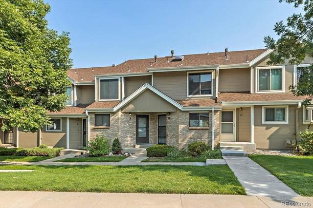 8741 W Cornell Avenue #10, Lakewood, CO 80227 (#1654102) :: The Artisan Group at Keller Williams Premier Realty