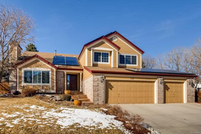 9301 Lark Sparrow Drive, Highlands Ranch, CO 80126 (#1654104) :: The Griffith Home Team