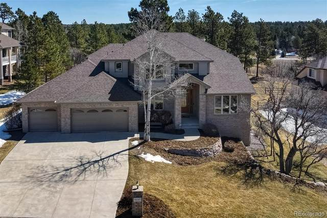 5237 Pinyon Jay Road, Parker, CO 80134 (MLS #1654408) :: Keller Williams Realty