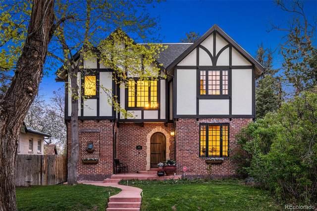 1655 Grape Street, Denver, CO 80220 (#1654409) :: HomeSmart