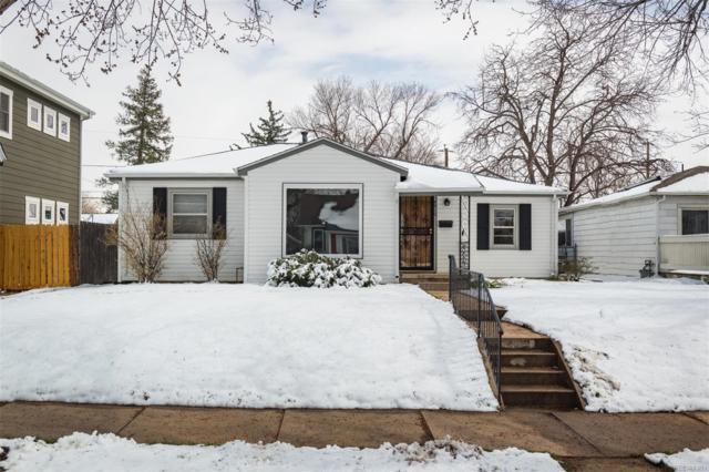 4910 Perry Street, Denver, CO 80212 (#1654637) :: My Home Team