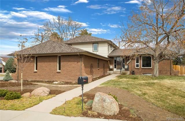 7774 S Jackson Circle, Centennial, CO 80122 (MLS #1655032) :: 8z Real Estate