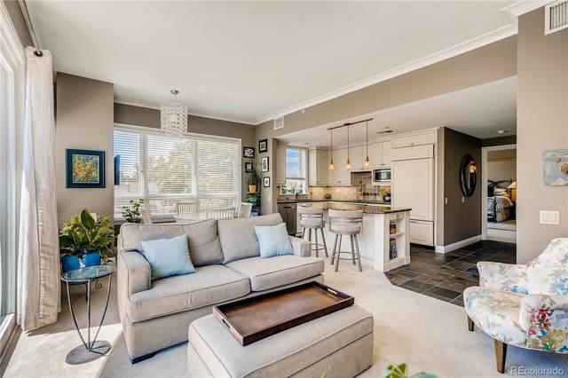 400 E 3rd Avenue #304, Denver, CO 80203 (MLS #1655190) :: 8z Real Estate