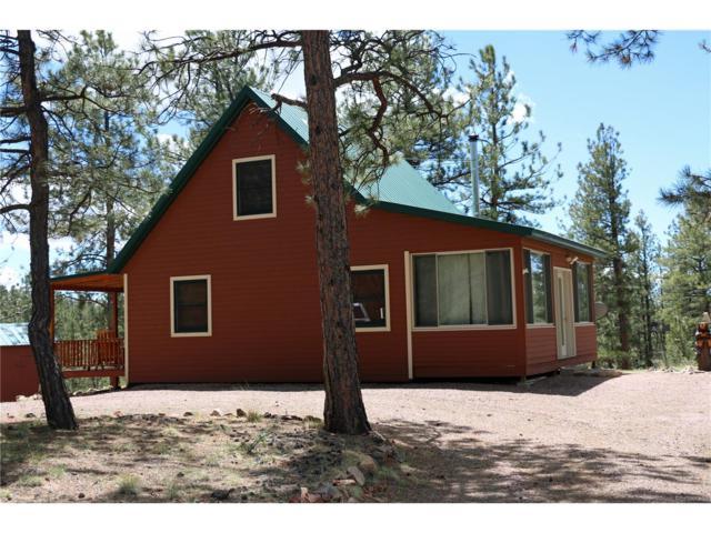 458 Good Hope Drive, Westcliffe, CO 81252 (MLS #1655530) :: 8z Real Estate