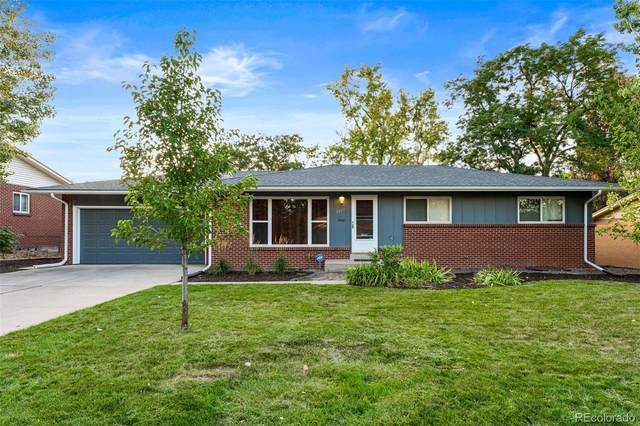 3587 S Hudson Street, Denver, CO 80237 (#1655689) :: Wisdom Real Estate