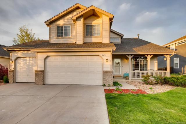 9472 S Alyssum Way, Parker, CO 80134 (MLS #1655745) :: 8z Real Estate