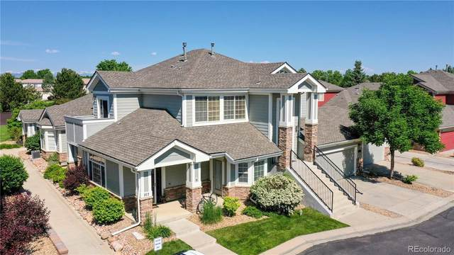 13879 Legend Trail #103, Broomfield, CO 80023 (#1656580) :: The Griffith Home Team
