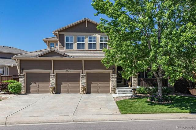 2574 Greensborough Drive, Highlands Ranch, CO 80129 (#1656589) :: Own-Sweethome Team