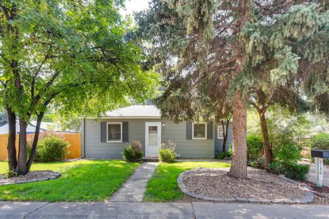 2136 W Arbor Place, Littleton, CO 80120 (#1656724) :: The City and Mountains Group
