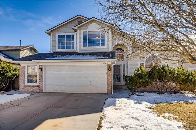 13690 W Amherst Place, Lakewood, CO 80228 (MLS #1656737) :: 8z Real Estate