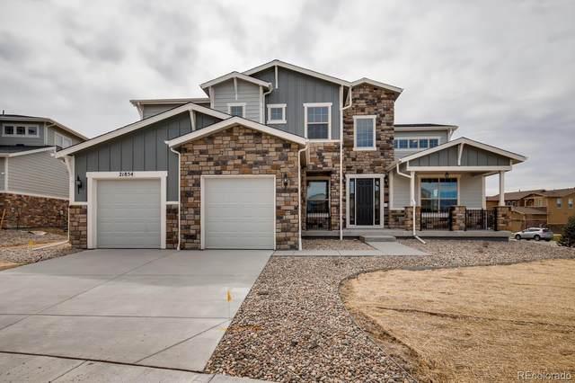 21854 Tyrolite Avenue, Parker, CO 80138 (MLS #1657014) :: 8z Real Estate