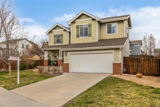 2025 E 98th Place, Thornton, CO 80229 (#1657212) :: Compass Colorado Realty