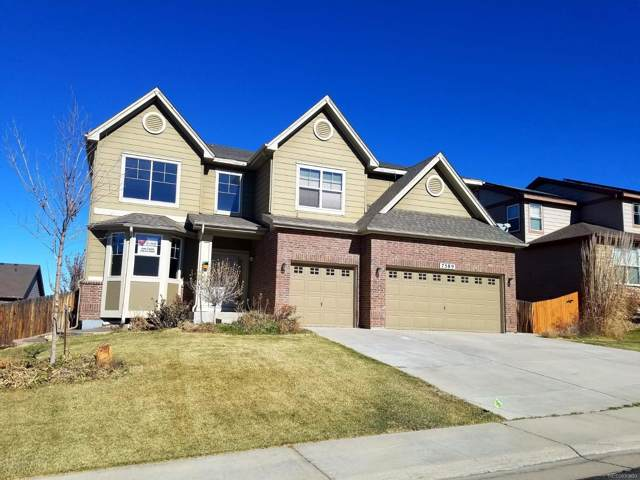 7589 E 122nd Place, Thornton, CO 80602 (#1657529) :: The Peak Properties Group