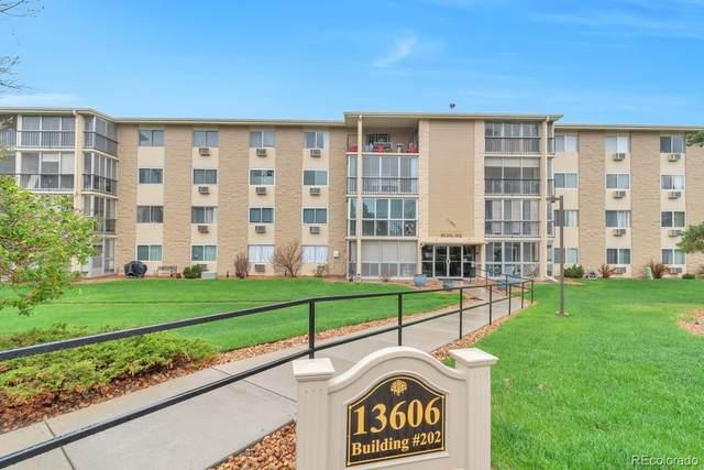 13606 E Bates Avenue #110, Aurora, CO 80014 (MLS #1657591) :: Stephanie Kolesar