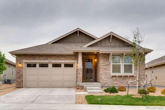 15705 Columbine Street, Thornton, CO 80602 (#1657957) :: The Galo Garrido Group