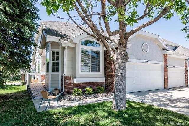 2794 Newport Circle, Castle Rock, CO 80104 (#1658010) :: Kimberly Austin Properties