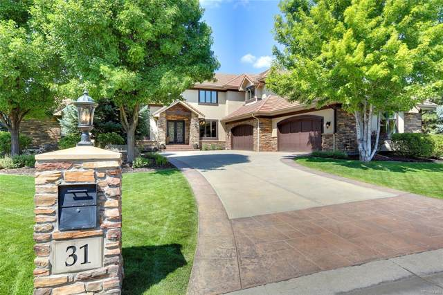 31 Brookhaven Lane, Littleton, CO 80123 (MLS #1658343) :: 8z Real Estate