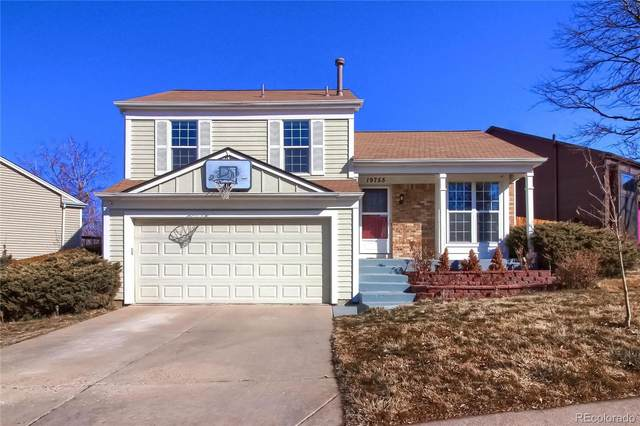 19755 E Girard Drive, Aurora, CO 80013 (#1658463) :: The Colorado Foothills Team | Berkshire Hathaway Elevated Living Real Estate